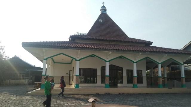 Masjid Riyadhul Jannah di Sukoharjo