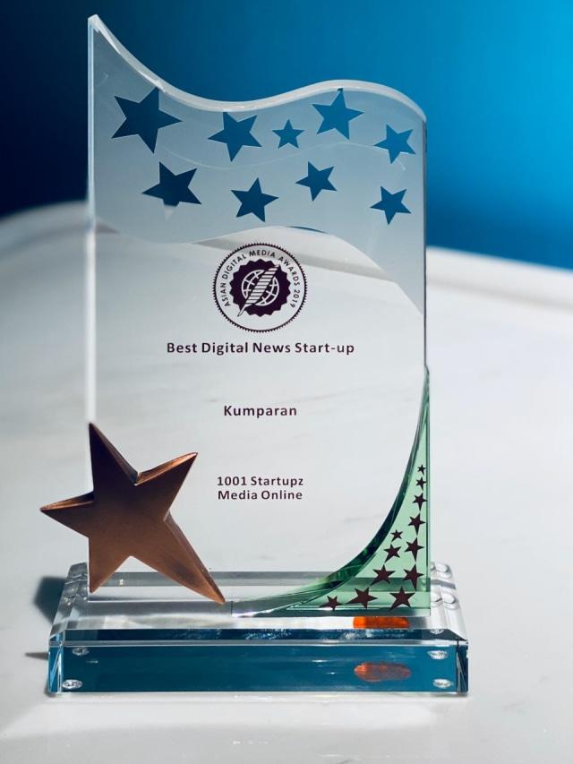 Best Digital News Start-up, Hugo Diba, POTRAIT