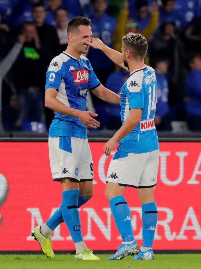 Jadwal Serie A Pekan Ini: Ada Milan vs Napoli di San Siro (30040)