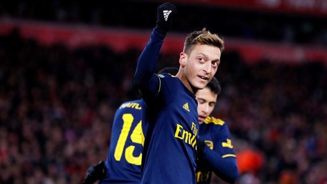 Pesta Gol di Anfield: Liverpool Kandaskan Arsenal Lewat Adu Penalti (81852)