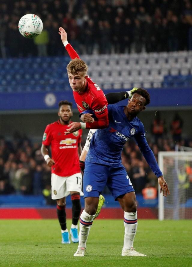 Chelsea vs Manchester United PTR