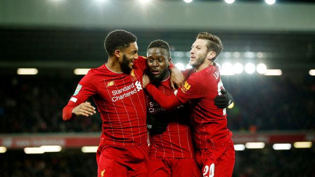 Pesta Gol di Anfield: Liverpool Kandaskan Arsenal Lewat Adu Penalti (81853)
