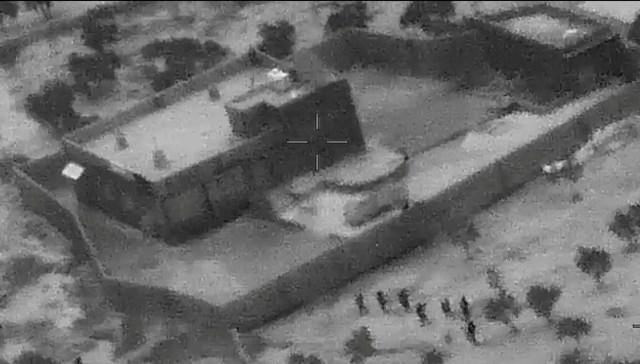Video Serangan AS yang Tewaskan Baghdadi, Rumahnya Rata dengan Tanah (123542)