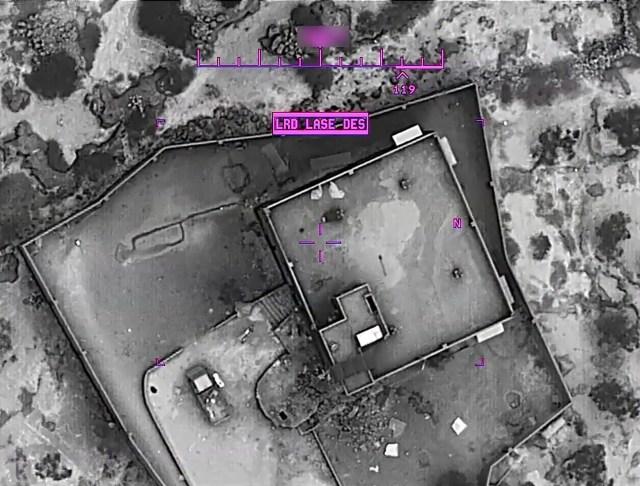 Video Serangan AS yang Tewaskan Baghdadi, Rumahnya Rata dengan Tanah (123540)
