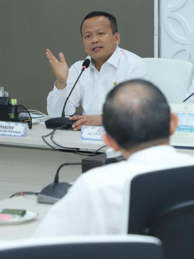 PTR, Kementerian Kelautan dan Perikanan, Kadin Indonesia