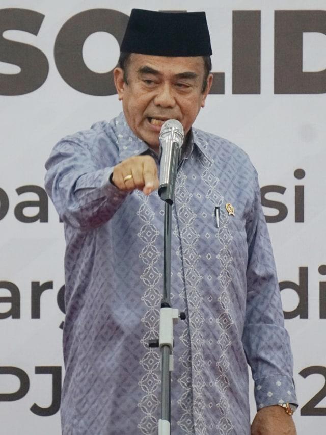 Menteri Agama Fachrul Razi, POTRAIT