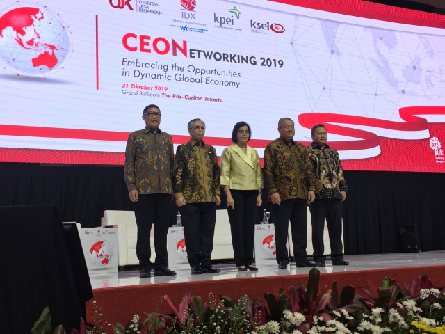 Pembukaan CEONetworking 2019 di Pacific Place