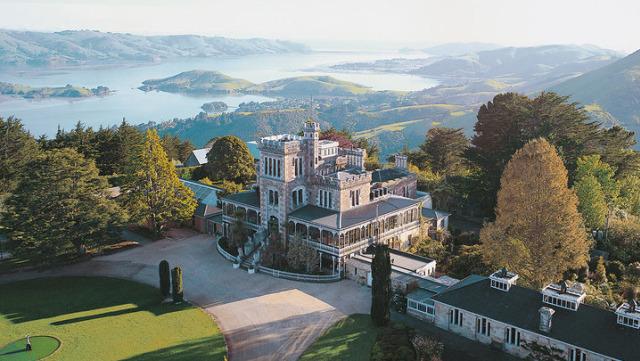Hotel berhantu di New Zealand
