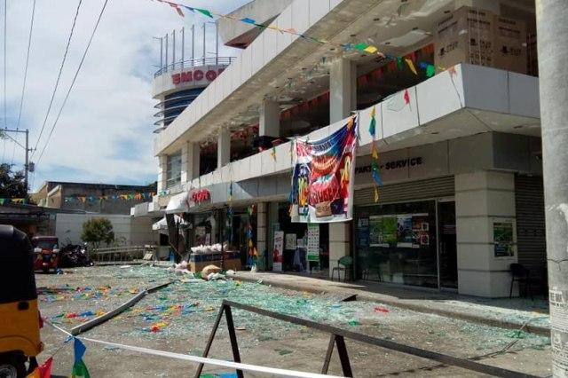 Foto: Gempa Kembali Guncang Filipina Bagian Selatan (101287)