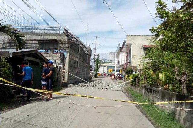 Foto: Gempa Kembali Guncang Filipina Bagian Selatan (101288)
