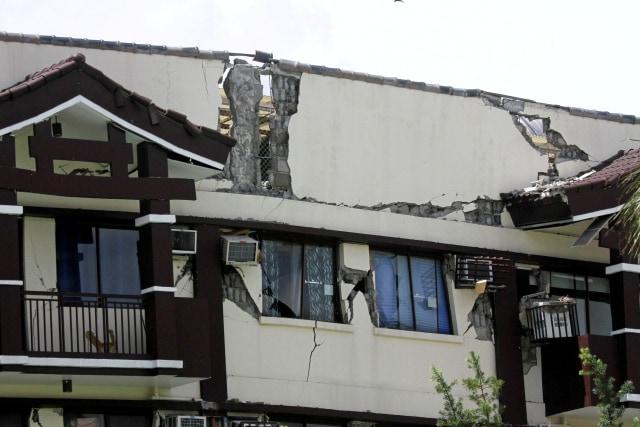 Foto: Gempa Kembali Guncang Filipina Bagian Selatan (101290)