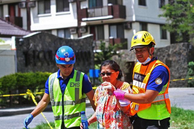 Foto: Gempa Kembali Guncang Filipina Bagian Selatan (101291)