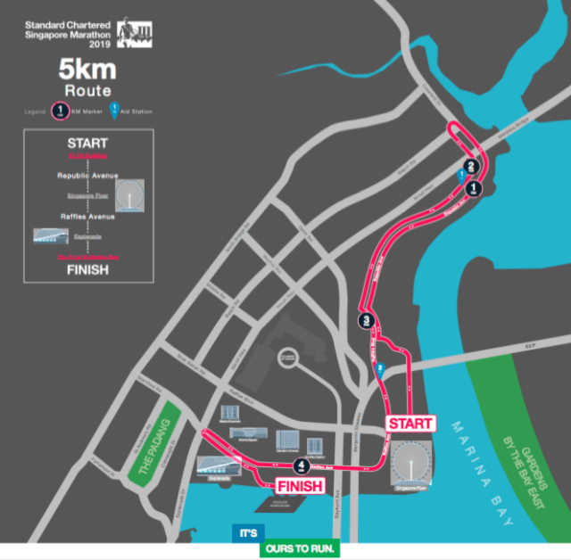 Singapore Marathon Digelar 3 Hari, Simak Rutenya yang Menantang! (63676)