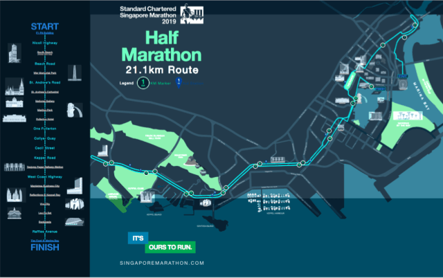 Singapore Marathon Digelar 3 Hari, Simak Rutenya yang Menantang! (63673)