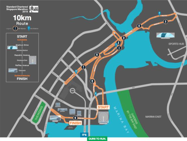 Singapore Marathon Digelar 3 Hari, Simak Rutenya yang Menantang! (63675)