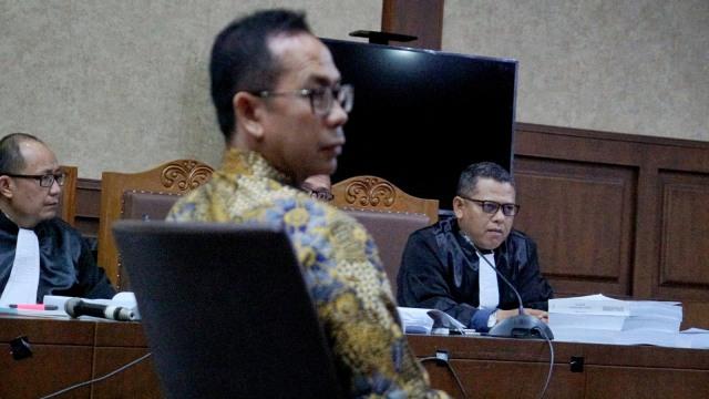 Wawan Singgung UU Baru di Eksepsi, Nilai KPK Tak Bisa Tuntut Perkara (1253780)
