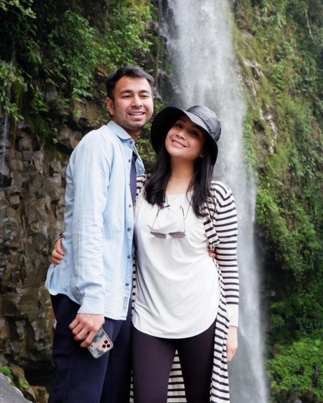 Raffi Ahmad Merasa Bersyukur Punya Istri seperti Nagita Slavina (322380)