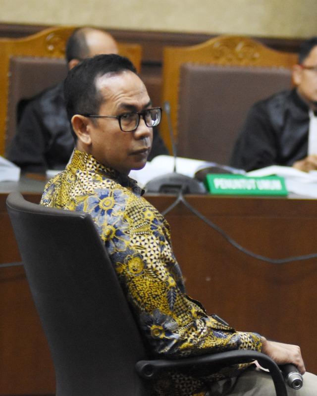 KPK Mulai Diserang dengan UU Baru (40370)