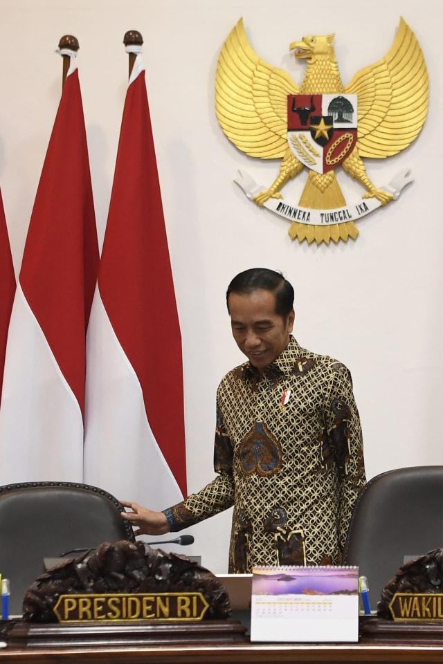 Presiden Joko Widodo, POTRAIT