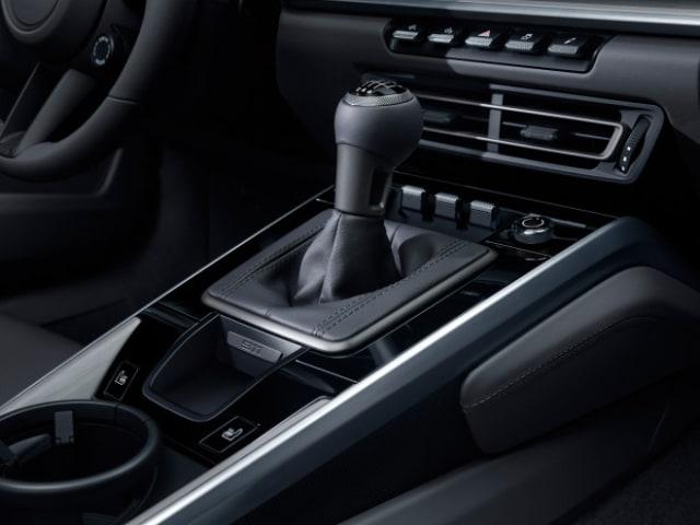 Transmisi Manual pada Porsche 911
