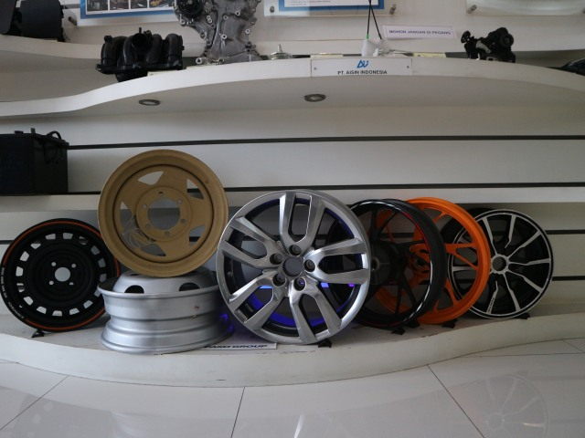 otomotif, astra otoparts, hyundai, indonesia, komponen