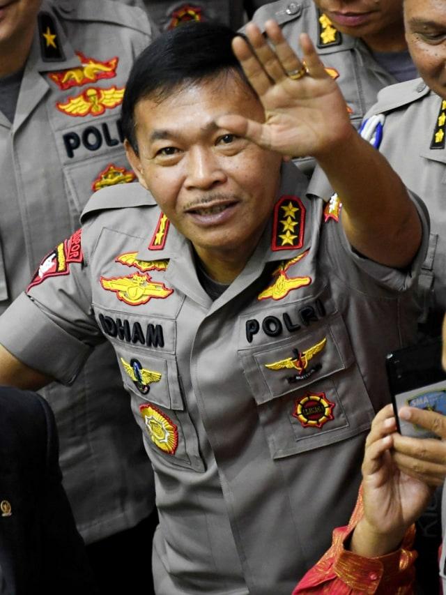Idham Azis Rotasi Pejabat Polri, Akpol 88 dan 90 Mendominasi Posisi Strategis (111427)