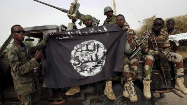 Ilustrasi Boko Haram