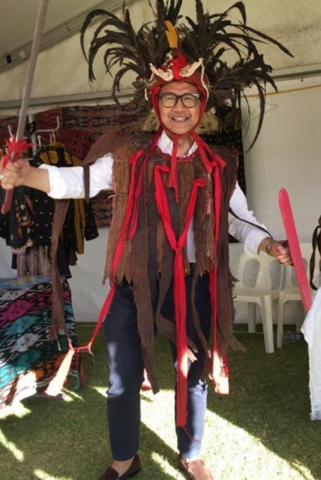 POTRAIT, Festival Indonesia Perth 2019