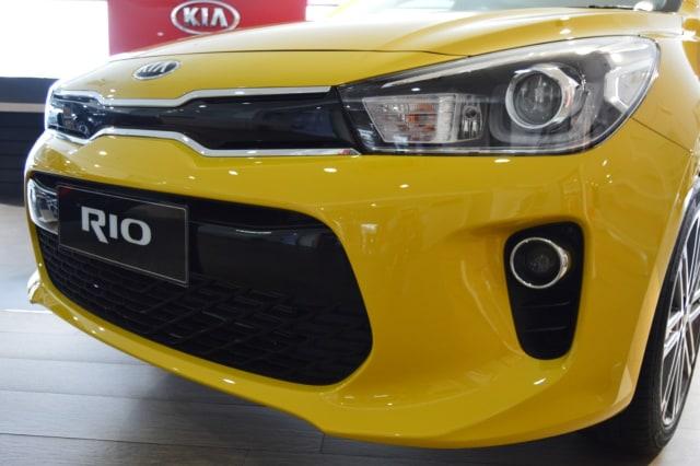 Foto: Kia Rio Siap Tantang Toyota Yaris dan Honda Jazz di Indonesia  (9775)