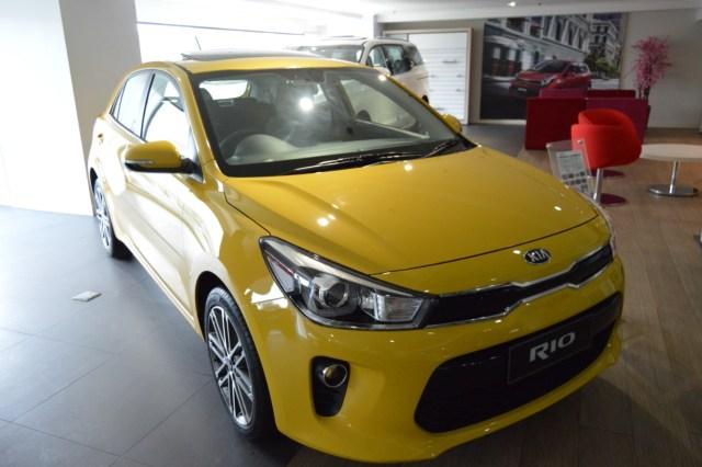 Foto: Kia Rio Siap Tantang Toyota Yaris dan Honda Jazz di Indonesia  (9773)
