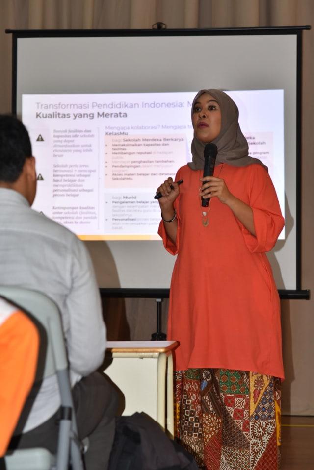 Temu Pendidik Nusantara: 1.000 Guru Berkolaborasi untuk Pendidikan (45561)
