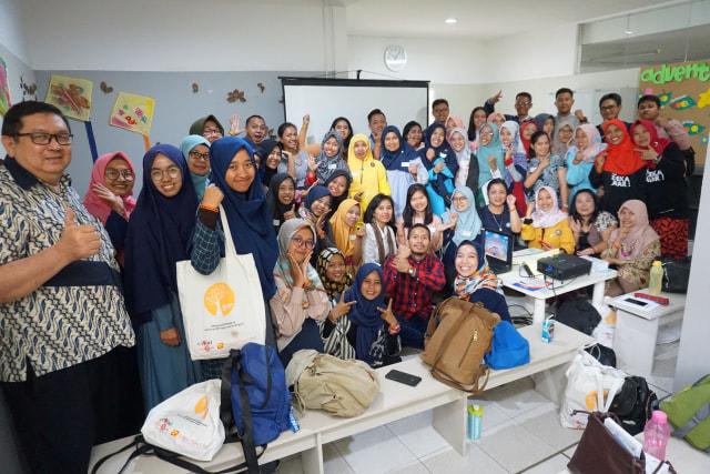Temu Pendidik Nusantara: 1.000 Guru Berkolaborasi untuk Pendidikan (45562)