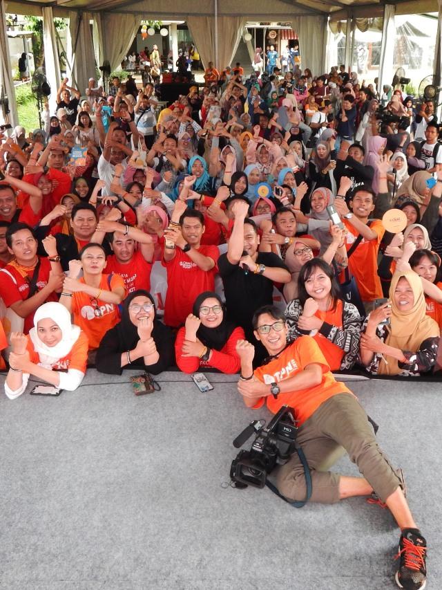 Temu Pendidik Nusantara: 1.000 Guru Berkolaborasi untuk Pendidikan (45560)