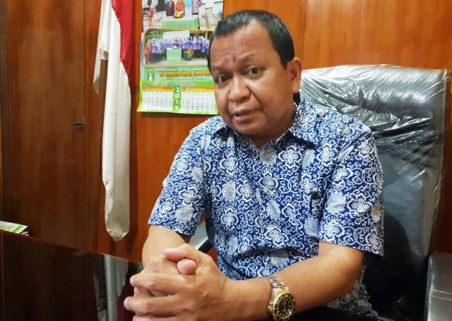 Ketua Kerukunan Masyarakat Sulawesi Selatan (KKSS) di Papua, Mansur.jpg