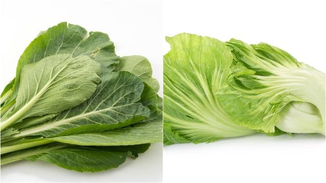 5 Jenis Sayuran Sawi yang Paling Sering Dikonsumsi, Caisim Beda dengan Pakcoy (83662)