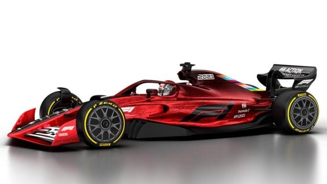 Sudah Tahu, Kenapa Posisi Duduk Pebalap Formula 1 Rendah dan Agak Rebah? (31663)