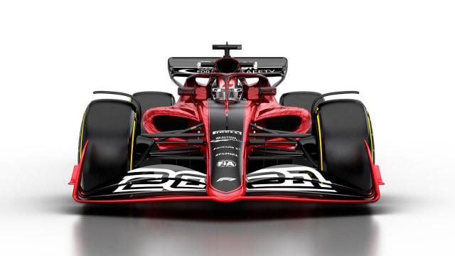 Ini Desain Mobil Formula 1 Musim 2021 Apa Saja Yang Berubah Kumparan Com