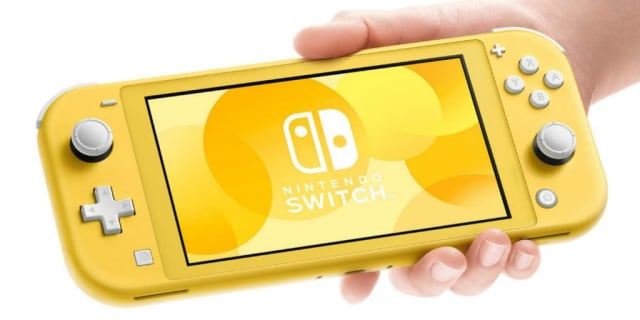 Nintendo Switch Lite (Nintendo)