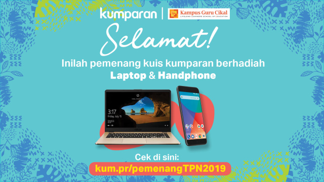 Giveaway TPN 2019
