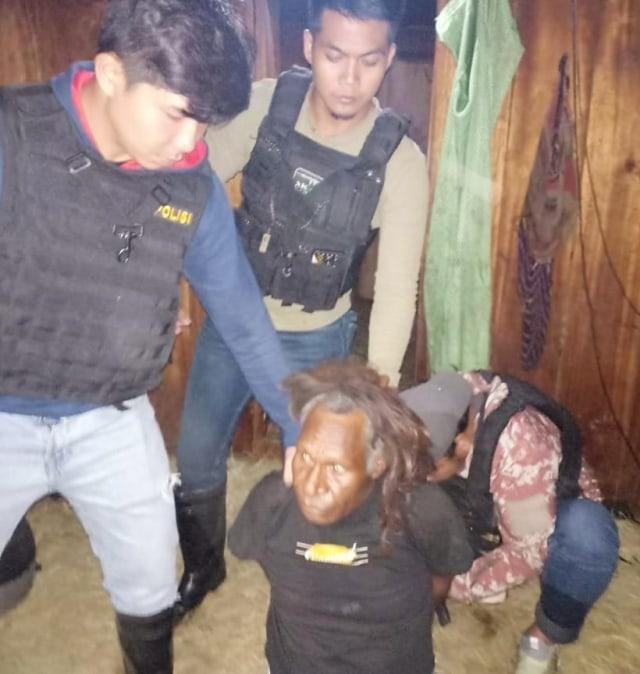 Polisi Tangkap Seorang DPO Kasus Kerusuhan di Wamena (502215)
