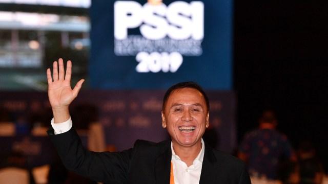 Kongres Luar Biasa (KLB) PSSI, M Iriawan