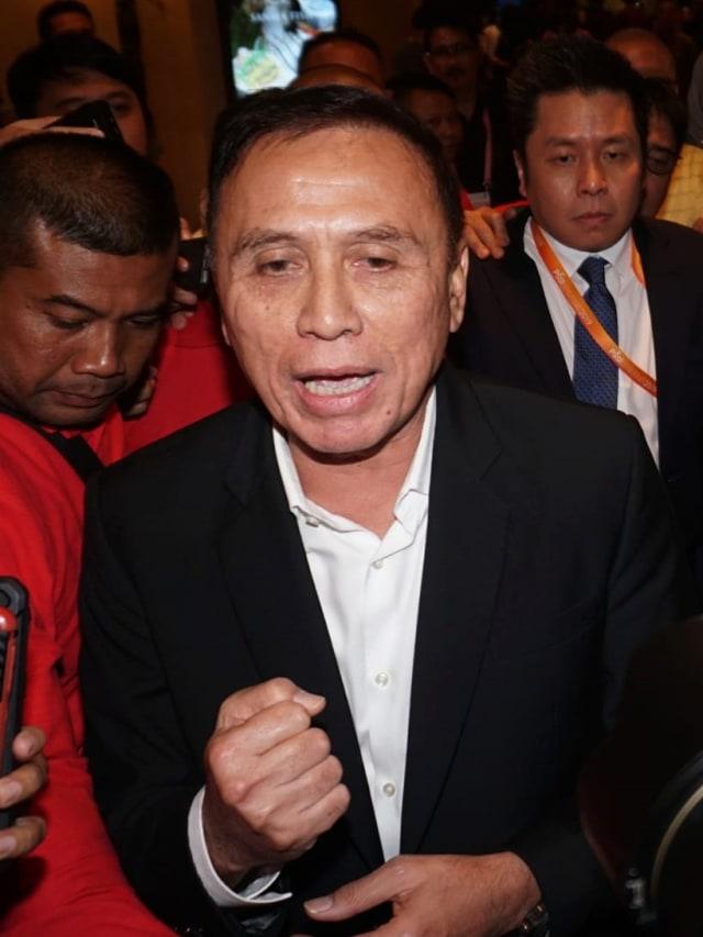 POTRAIT, Ketua PSSI terpilih Mochammad Iriawan
