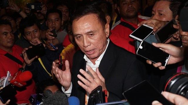 Ketua PSSI terpilih Mochammad Iriawan