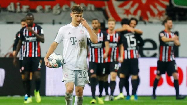 Eintracht Frankfurt vs Bayern Muenchen