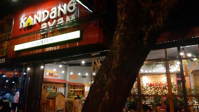 Kandang Ayam, Tempat Makan Paling Asyik dan Unik di Bandung (840350)
