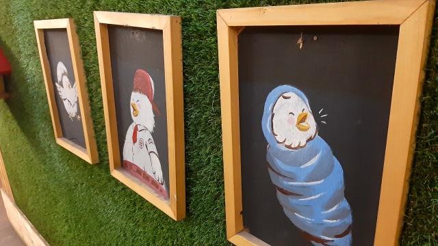 Kandang Ayam, Tempat Makan Paling Asyik dan Unik di Bandung (840351)