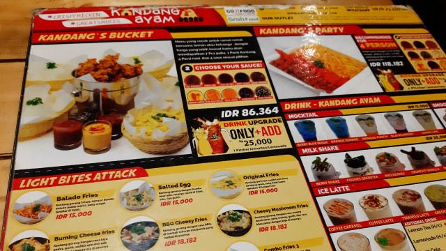 Kandang Ayam, Tempat Makan Paling Asyik dan Unik di Bandung (840360)