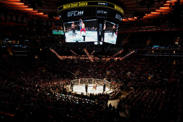 Rencana Nekat untuk Saingi UFC: Bikin Duel MMA di Luar Angkasa (210476)