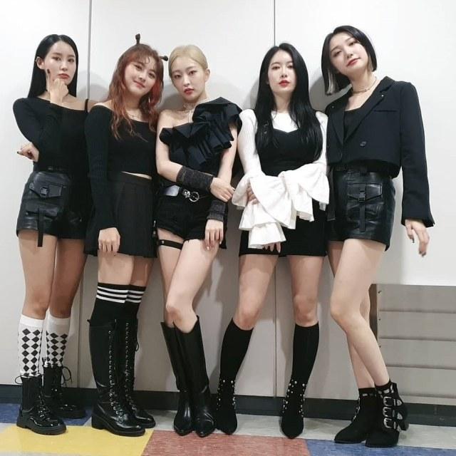Girlband HINAPIA Resmi Debut dengan Lagu 'Drip' (3135)