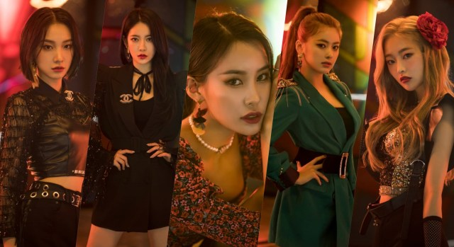 Girlband HINAPIA Resmi Debut dengan Lagu 'Drip' (3136)